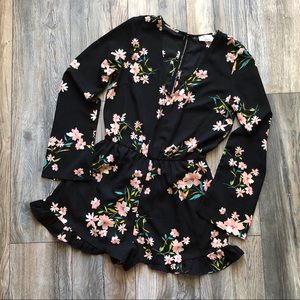 Urban Outfitters Pins And Needles Romper